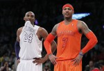 Will Kobe Bryant and Carmelo Anthony Play Together Soon?