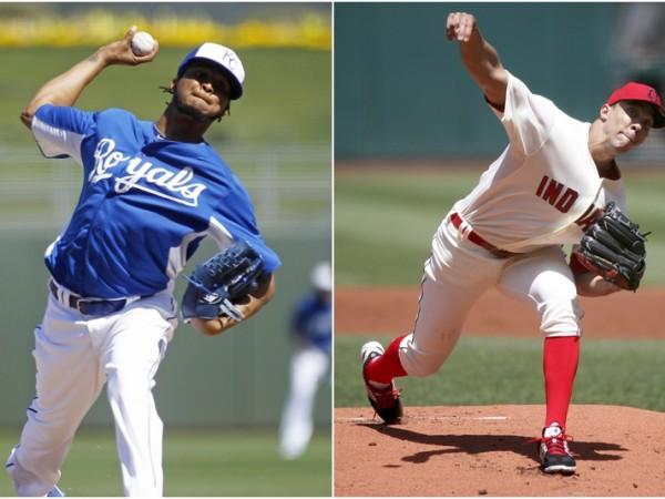 Santana, Jimenez Heat Up MLB Hot Stove