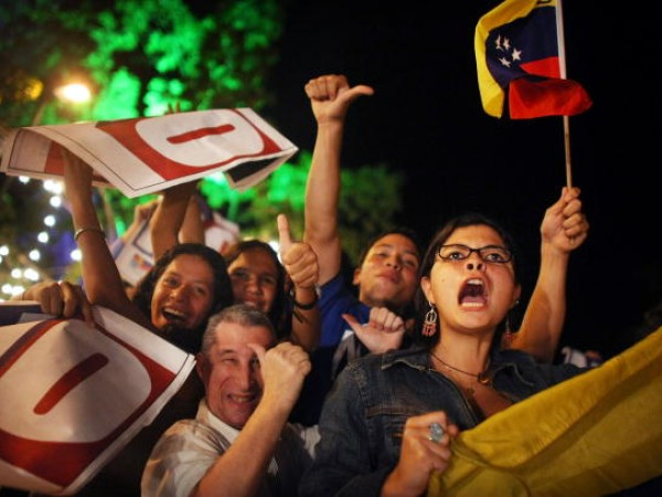 Voters Reject Chavez's Referendum On Constitutional Reforms