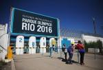 Olympics Construction Encroaches On Rio Favela