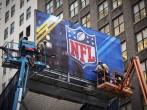 Super Bowl XLVII Preparations