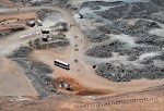 Aerial Views Of Site Of Rescue Of Chilean Miners
