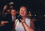 Daughter of Former President Alberto Fujimori Keiko Fujimori
