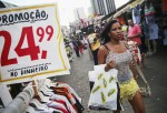 Brazil's Inflation Hovers Near 10-Year High Amidst Political Scandal