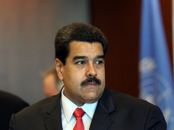 President Of Venezuela Nicolas Maduro Meets With United Nations Secretary General Ban Ki Moon