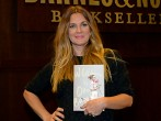 Drew Barrymore Signs Copies Of Her New Book 'Wildflower'
