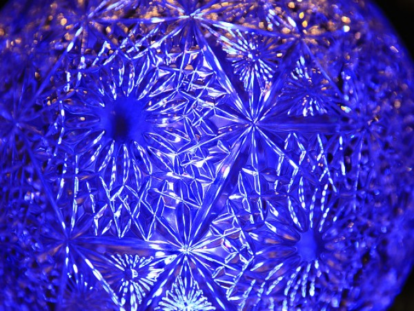 New Year's Eve 2016 In Times Square - Waterford Crystal Installation