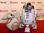 Opening Night Of Walt Disney Pictures And Lucasfilm's 'Star Wars: The Force Awakens' At The Brenden Theatres
