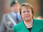 Chilean President Bachelet Visits Berlin