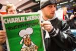 Charlie Hebdo Sales Begin In Berlin
