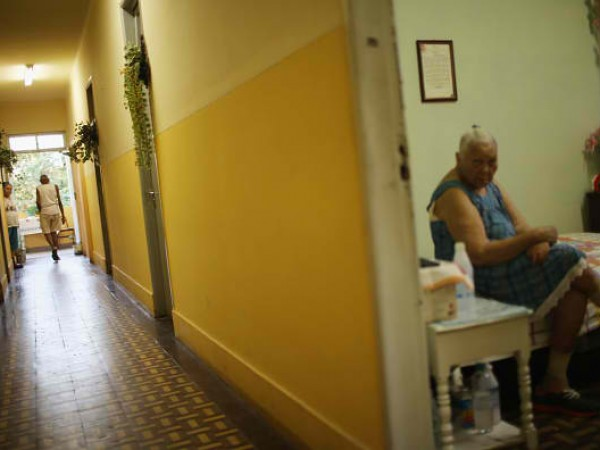 Former Patients Continue To Reside In One-Time Leprosy Colony In Brazil
