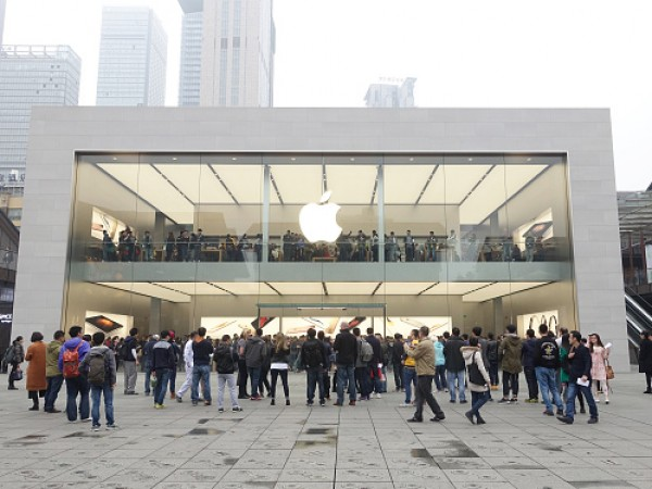 Chengdu Opens Second Apple Store