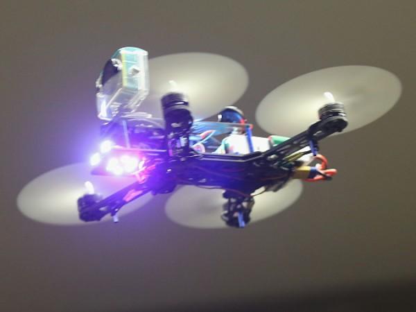 Drone Enthusiasts Meet In Berlin