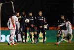 Rayo Vallecano de Madrid v Club Atletico de Madrid - Copa del Rey
