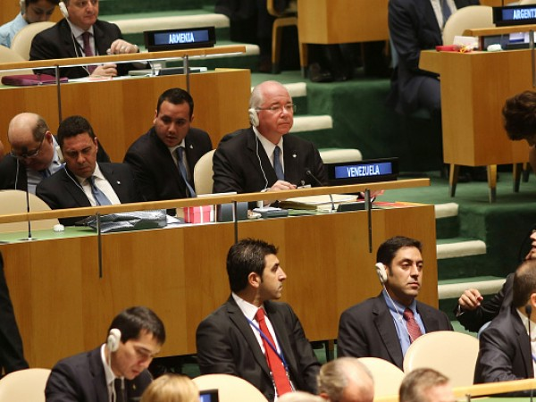 UN Votes On 2-Year Seat Security Council Seat For Venezuela