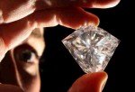 Christie's Unveils Huge Colourless Diamond