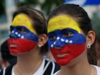 Protesters Opposed To Venezuelan President Chavez Organize Day Of Rallies