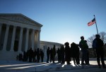 Activists Rally In Front Of U.S. Supreme Court