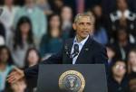 President Obama Discusses Action Points For 2016 In Nebraska