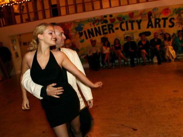 Inner-City Arts Salsa Event