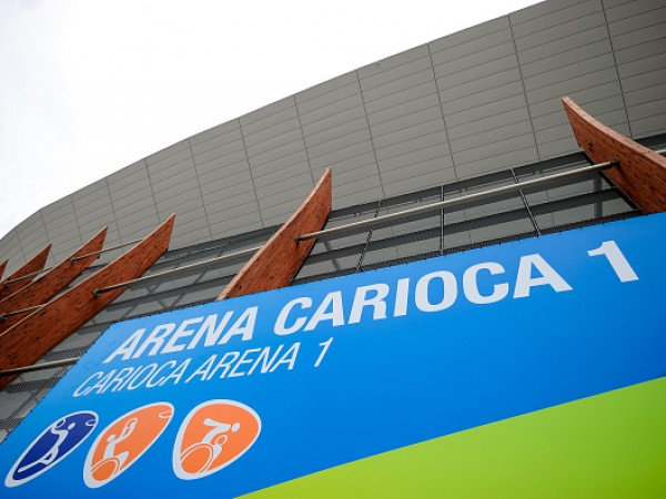 International Womens Basketball Tournament - Aquece Rio Test Event for the Rio 2016 Olympics