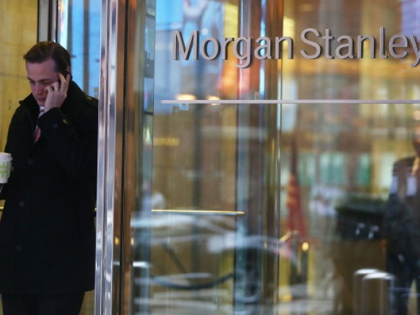 Morgan Stanley To Cut 1,600 Jobs