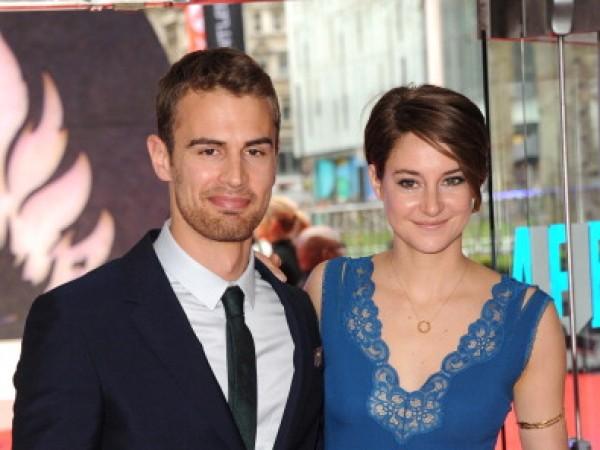 'Divergent' - European Premiere - Inside Arrivals