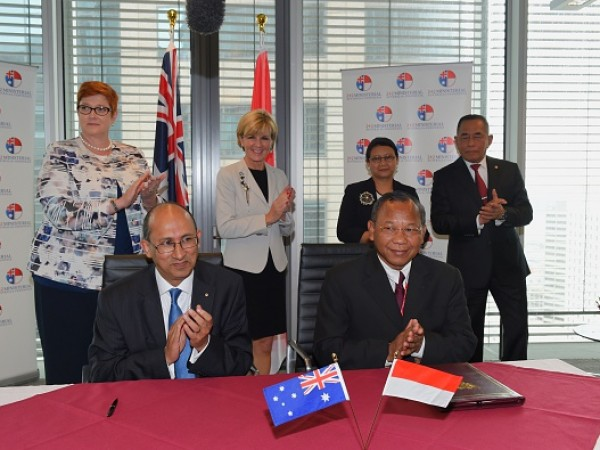 Australian And Indonesian Foreign And Defence Ministers Meeting