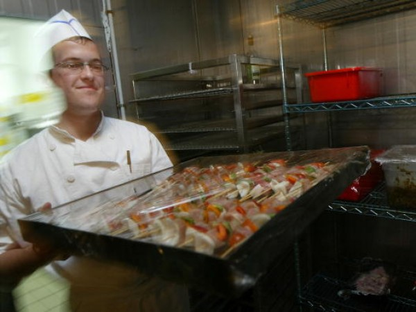 Jewish Cooks Learn Kosher Trade