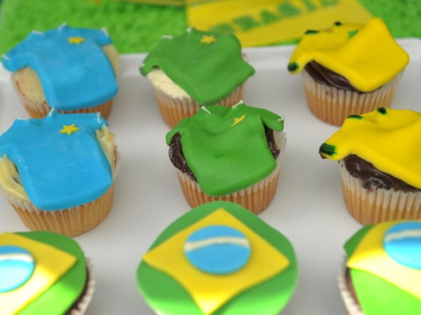 Celebration Of Brazil On Trafalgar Square