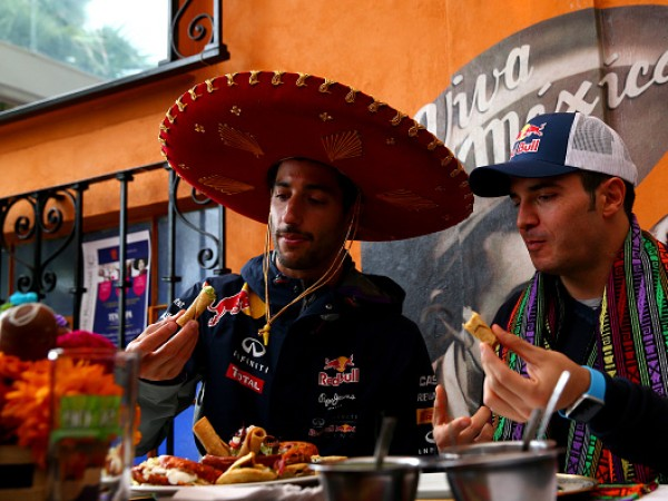 F1 Grand Prix of Mexico - Previews