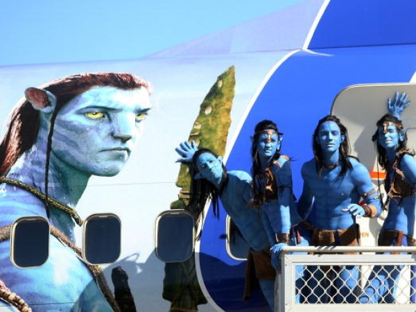 'Avatar' Blu-ray DVD Launch