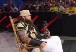 Bray Wyatt Observing His Handy-Work