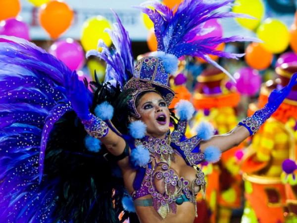 Rio Carnival 2014 - Day 2