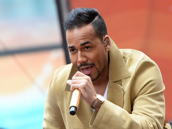 Romeo Santos Performs On NBC's 'Today'