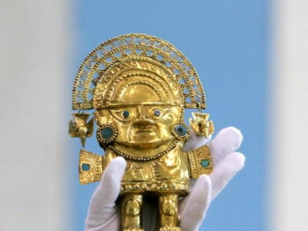 Articles Of Inca To Be Displayed In Beijing