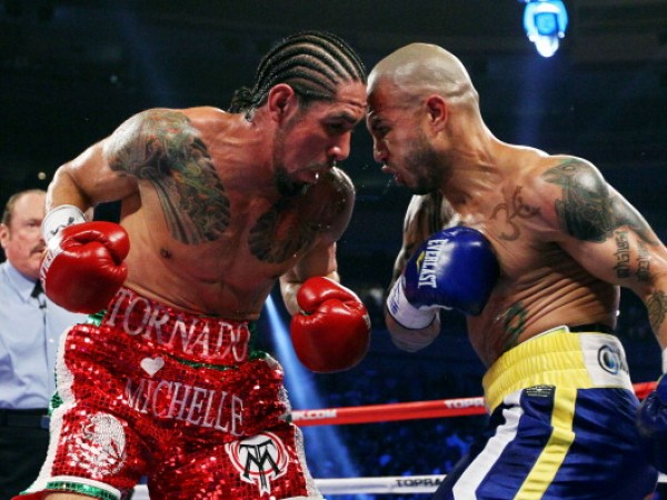 Miguel Cotto v Antonio Margarito