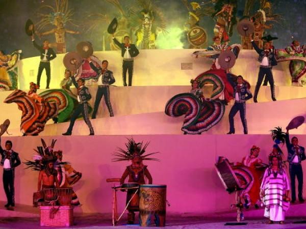 XV Pan American Games Closing Ceremonies