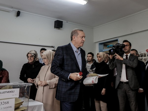 Turkey Holds A Snap General Election Amid Tight Security