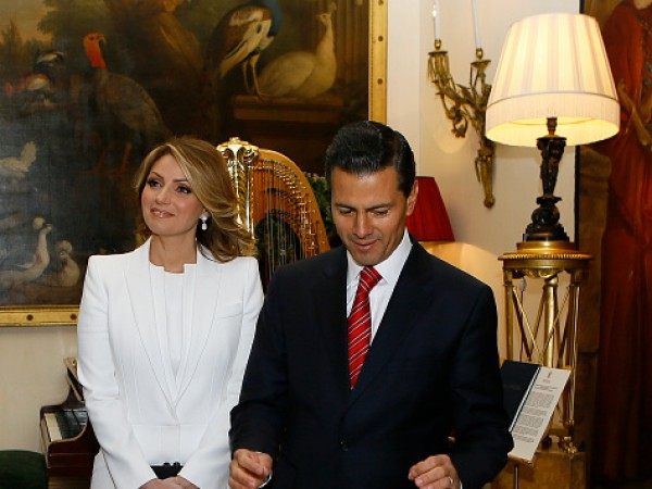 State Visit Of The President Of United Mexican States - Day 1