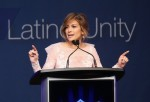 Michelle Obama Addresses Annual League of United Latin American Citizens Convention In New York