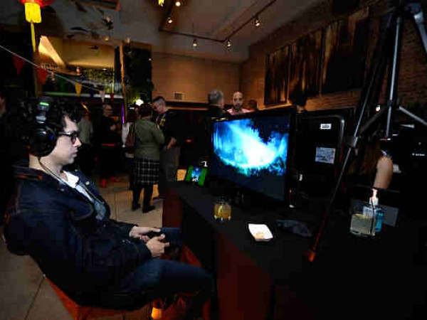 Xbox VIP Gaming Event