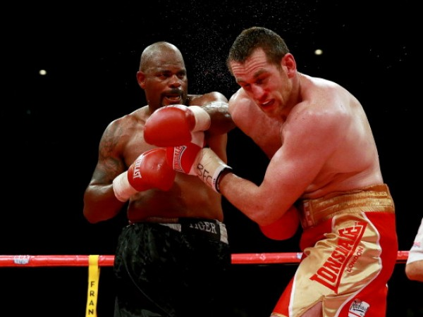 David Price v Tony Thompson - International Heavyweight Fight
