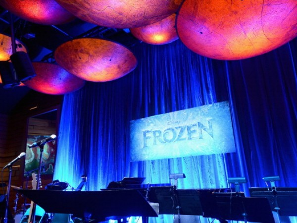 The Celebration Of The Music Of Disney's 'Frozen'