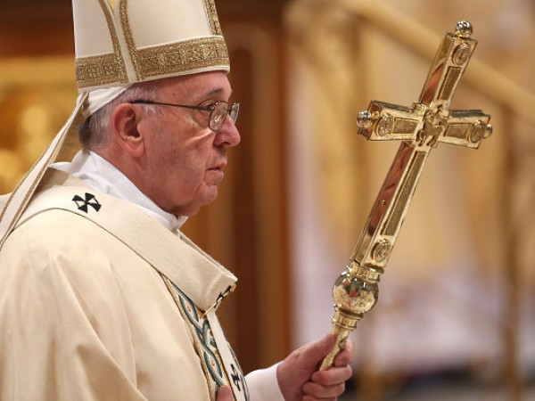 Epiphany Is Celebrated At Vatican