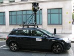 Google Street View Map London