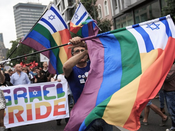 Gay Pride Is Celebrated In Berlin