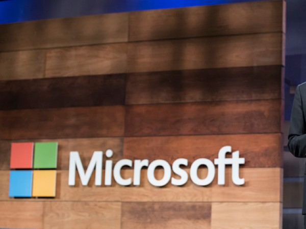 Microsoft Holds Its Annual Shareholders Meeting