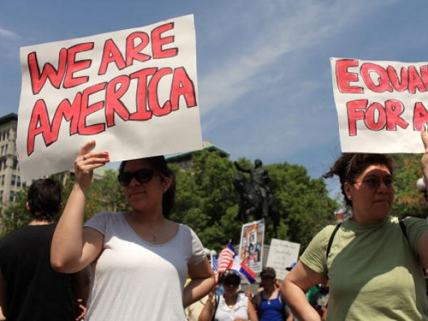 Activists Across U.S. March For Immigration Reform