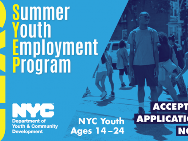 Summer Youth Employment Program 2018